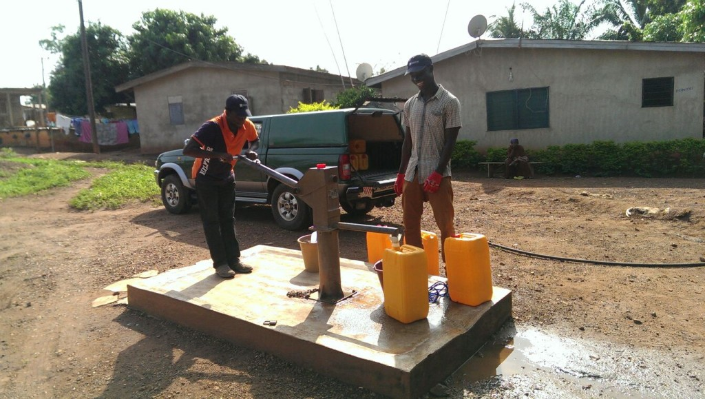 SamplingBorehole