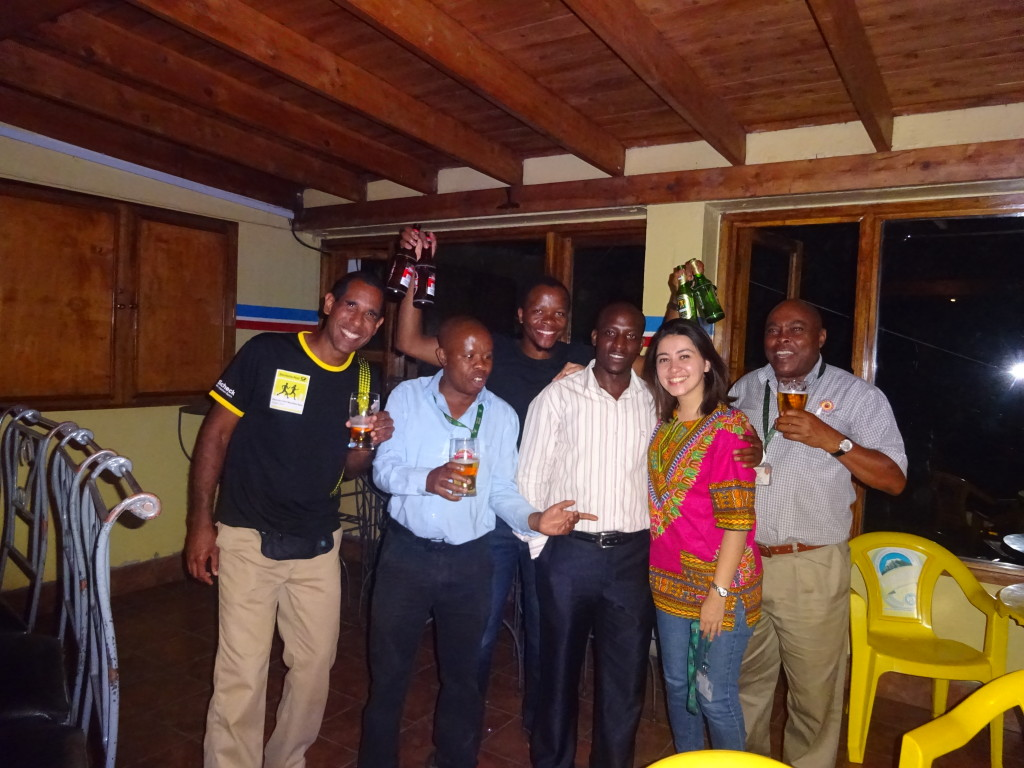 Tanzania breweries with others